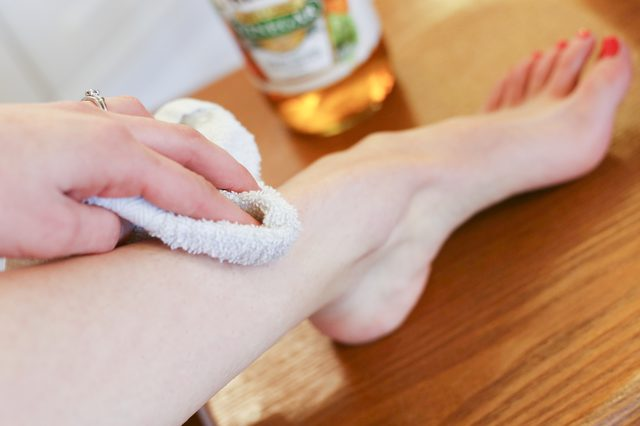 Remedies to stop itching after shaving