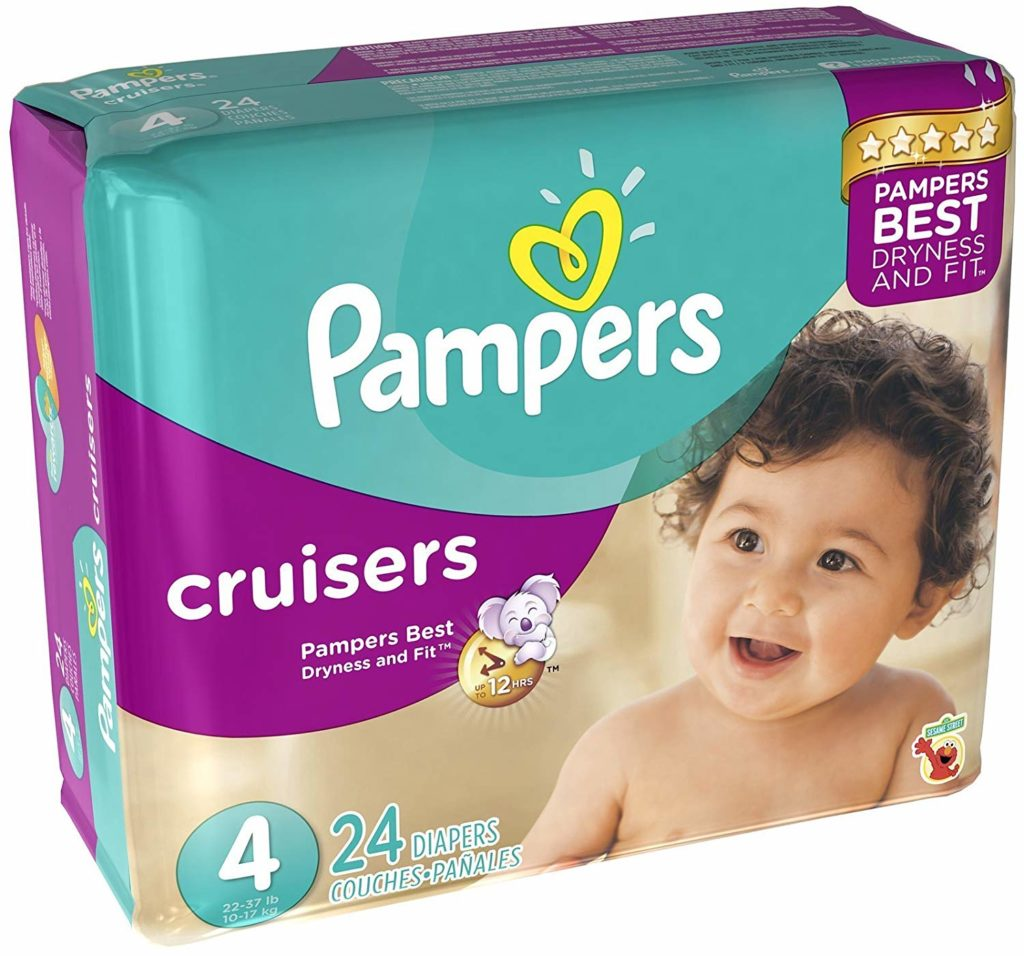 pamper cruiser diapers
